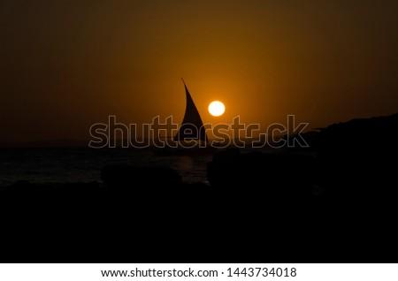 sunset wonderful sunset sunset at the beach