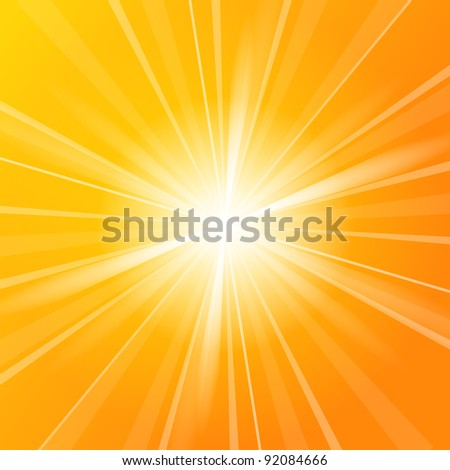 Sunshine background