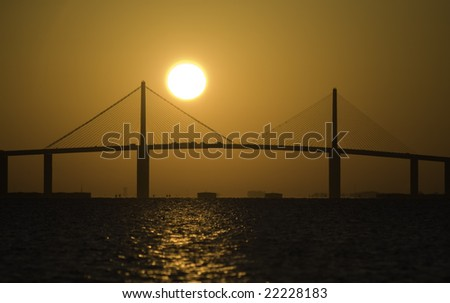 sunshine Sunrise+skyway+