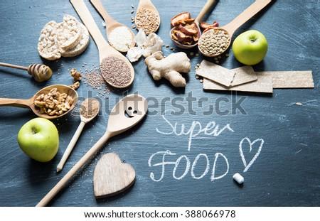 Super food Stock photo ©