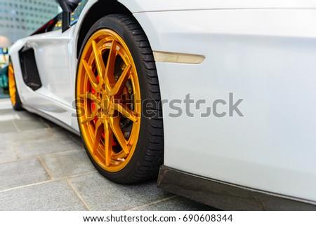 super front wheel
