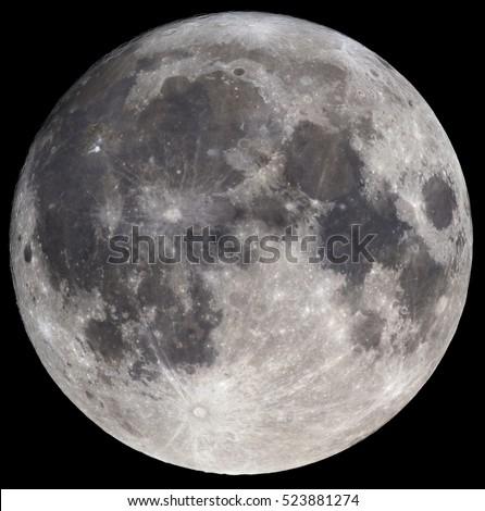 Super Full Moon - October 2016