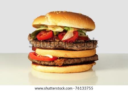 Super hamburger