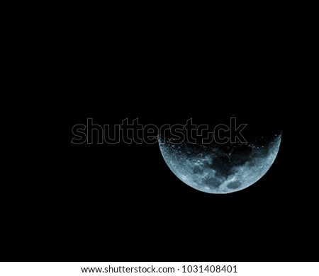 Super moon in the galaxy