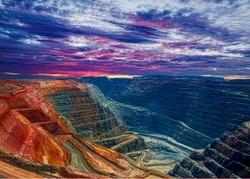 Super Pit Kalgoorlie Western Australia