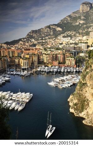 Super Yachts in Monte Carlo