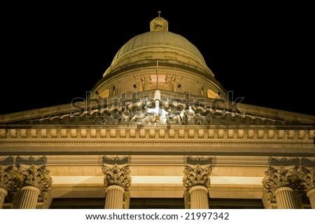 supreme court statue of justice