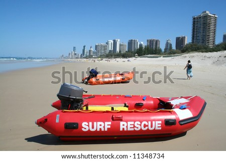 gold coast beaches australia. on Southport each looking