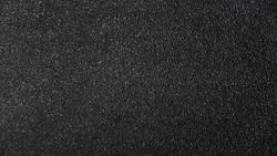Surface grunge rough of asphalt, Seamless tarmac dark grey grainy road, Texture Background, Top view