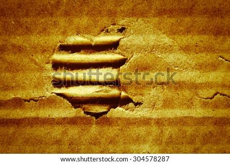 surface of damage old crepe paper ,vintage tone