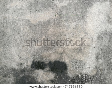 surface of old cement wall for the design texture background