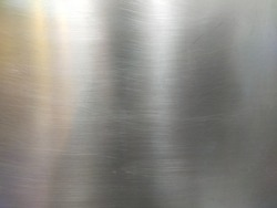 Surface of stainless steel or stainless steel sheet