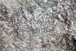 Surface of stone Muscovite, White mica