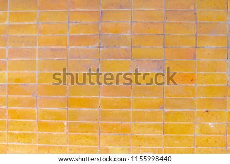 surface of the brick wall for design and background   - Shutterstock ID 1155998440