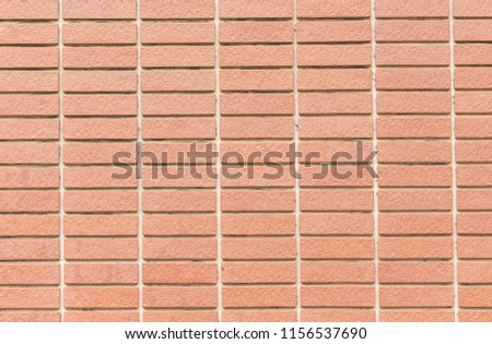 surface of the brick wall for design and background  - Shutterstock ID 1156537690
