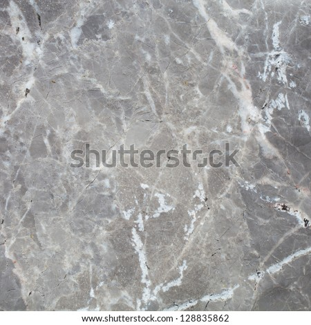 surface of the marble with gray tint