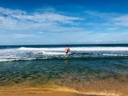 surfing arugam bay - sri lanka