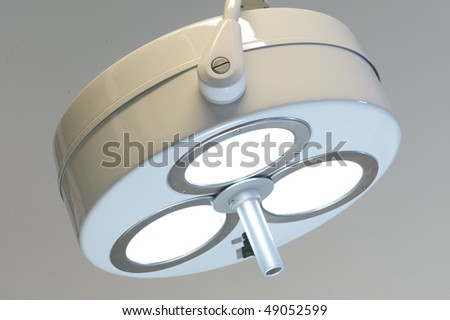 Surgery lamp