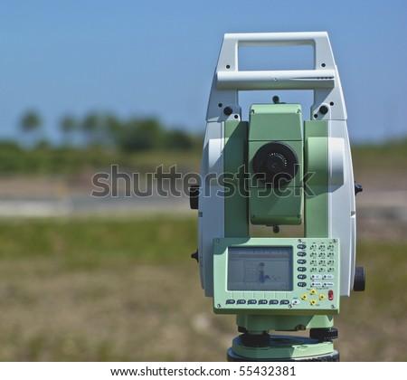 Survey Instrument, Total Station