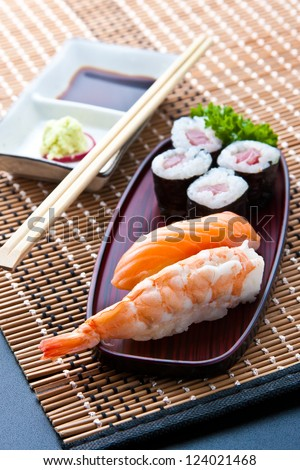 Sushi Foods of Japan