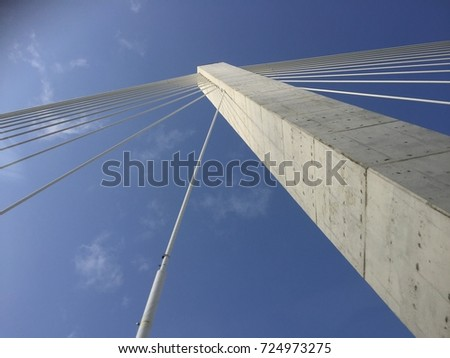 Suspension bridge #724973275