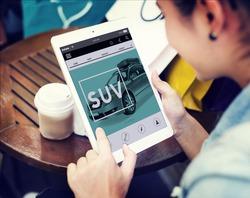 Suv Car Transportation Vehicle Generic Energy Concept