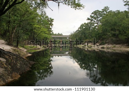 suwanee bridge