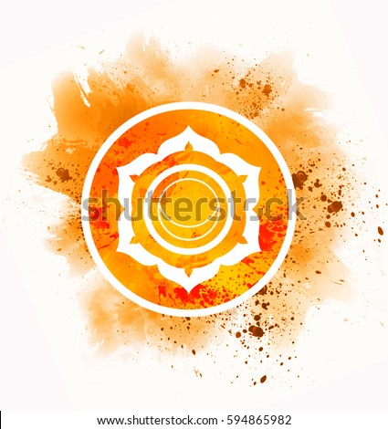 svadhisthana chakra symbol
