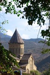 Svetitskhoveli Cathedral, Othodox Chris church in Georgia.
