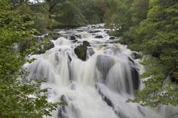 Swallow Falls, Betwys y Coed, Wales