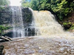 Swallow Falls Maryland Deep Creek Lake