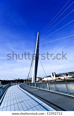Swansea Sail bridge #13392712
