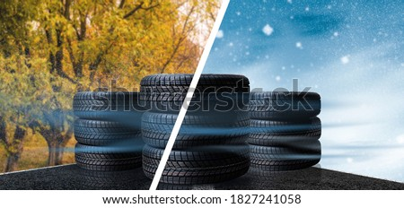 Swap winter tires for summer tires - time for summer tires