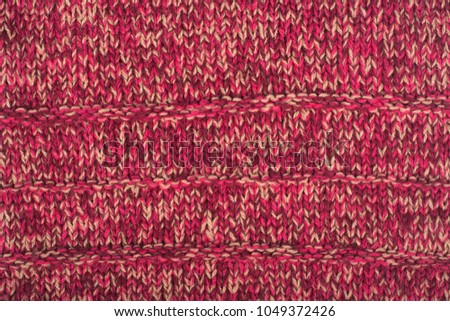 142b5789919 Sweater or scarf fabric texture large knitting. Knitted jersey background  with a relief pattern.
