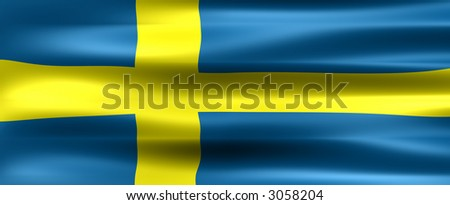Sweden Flag - Symbol of a country