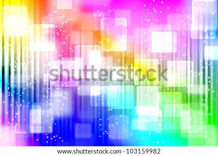 Sweet Abstract background with bokeh effect.