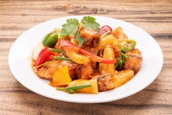 Sweet and Sour Fish, Thai Style