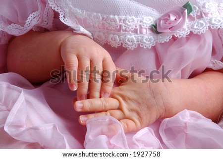 Sweet Baby Hands