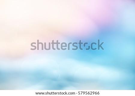 sweet color soft blur bokeh de focus color filter abstract background
