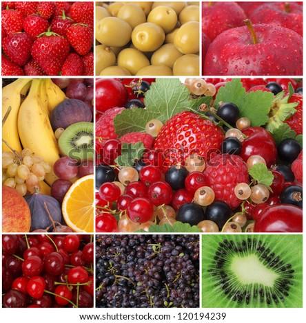 Sweet fruit - stock photo