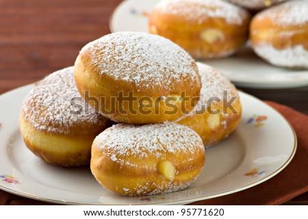 Sweet krapfen