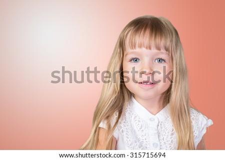 Sweet little girl #315715694