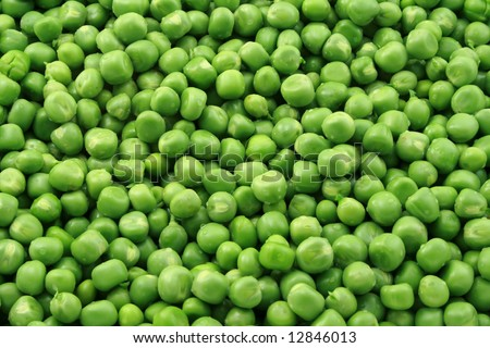 Sweet peas background - stock photo