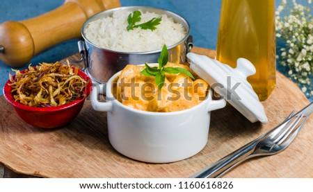 Sweet Potato Strogonoff - vegetarian #1160616826