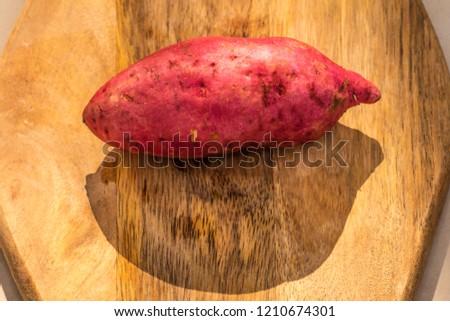 Sweet potato, sweet potato, sweet potato #1210674301