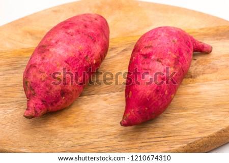 Sweet potato, sweet potato, sweet potato #1210674310