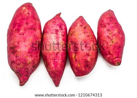 Sweet potato, sweet potato, sweet potato #1210674313