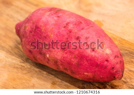 Sweet potato, sweet potato, sweet potato #1210674316