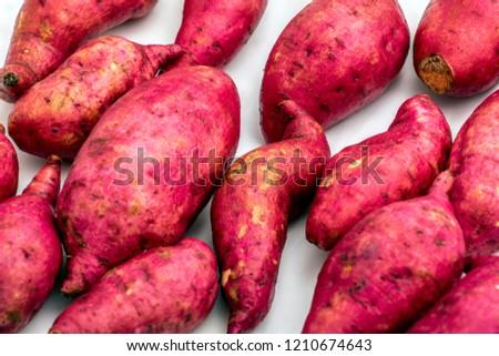 Sweet potato, sweet potato, sweet potato #1210674643