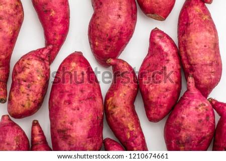 Sweet potato, sweet potato, sweet potato #1210674661